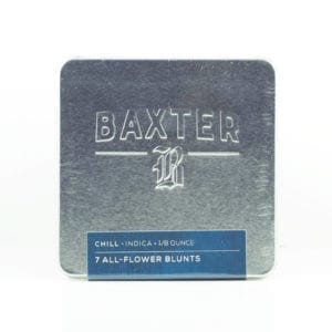 Baxter – Chill Indica Pre Rolls (7 Pack)