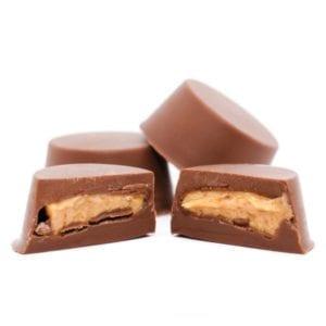 Peanut Butter Cups By Mota Edibles